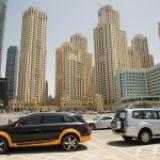 Gratis parkeren in Dubai tijdens National Day