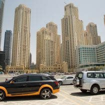 Gratis parkeren in Dubai tijdens National Day