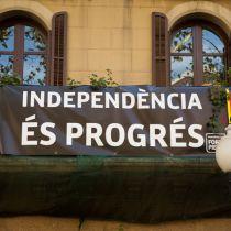 Catalanen willen een onafhankelijk Catalonië