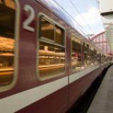 Problemen door treinstaking in België