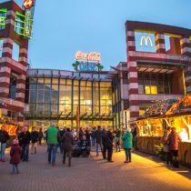 CentrO extra lang open tijdens kerstmarkt