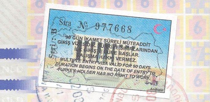 Nieuwe paspoortregels voor Turkije