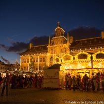 Succesvolle start kerstmarkt Antwerpen