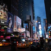 Record aantal toeristen New York