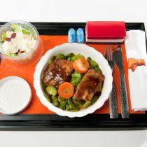Geen maaltijden bij KLM