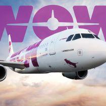 WOW air lanceert 's werelds eerste elektrische vliegtuig