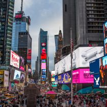 New York City: 15 miljoen toeristen deze zomer