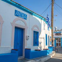 Aangepast reisadvies Griekenland