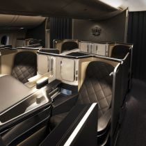 Nieuwe First Class bij British Airways