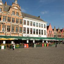 Centrum Brugge mogelijk autovrij