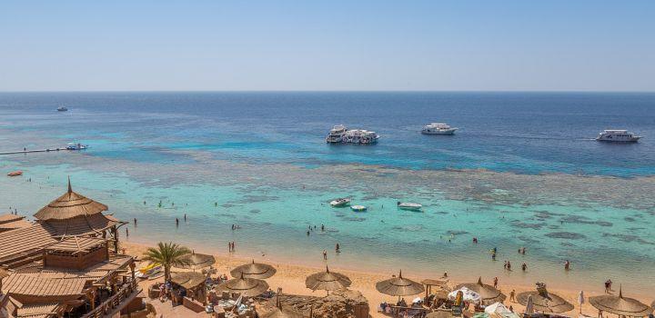 Aangescherpt reisadvies Sharm el-Sheikh