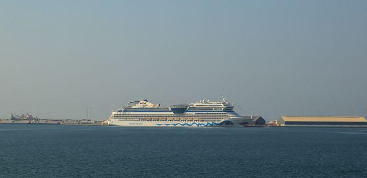 Nieuwe cruiseterminal Abu Dhabi geopend