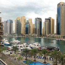 Nederlandse toeristen vast in Dubai