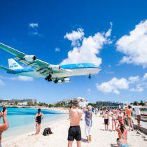 KLM voortaan rechtstreeks naar Sint Maarten en Curaçao