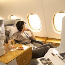 Speciale vroegboektarieven business class bij Emirates