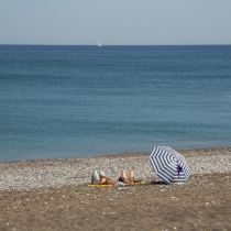 Stakingen Grieken treft toeristen
