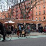 120 kilometer extra fietspaden in New York