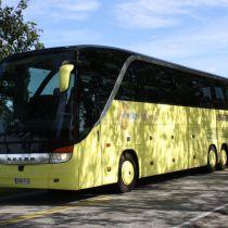 Busreizen steeds populairder