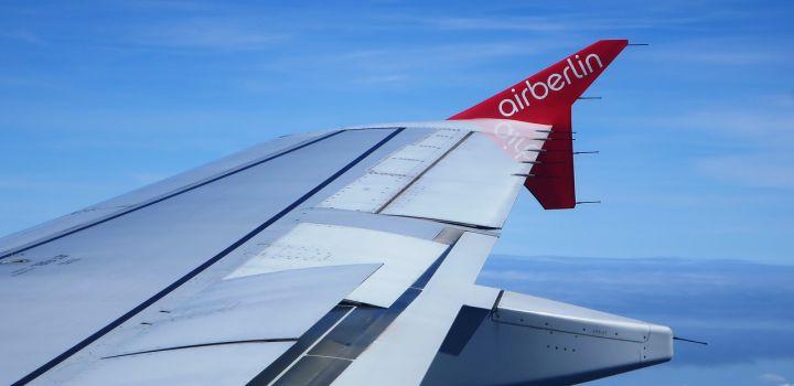 Tijdelijk voordeel bij Airberlin