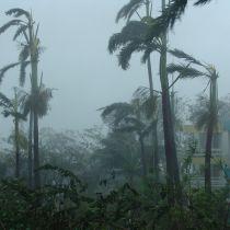 Orkaan Maria verwoest Dominica