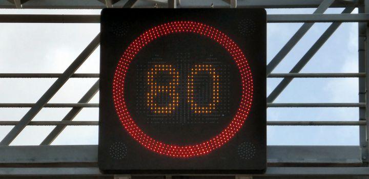 Maximumsnelheid gaat omlaag in Frankrijk