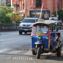 Bangkok nummer 1 stadsbestemming van Azië