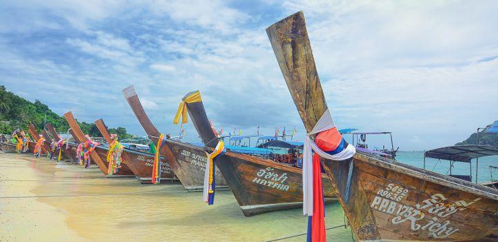 Populair Thais strand tijdelijk dicht