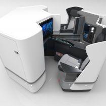 Nieuwe business class stoelen voor Boeing 787-10 Dreamliner van KLM
