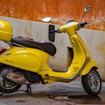 Steeds meer toeristen huren scooter tijdens hun vakantie