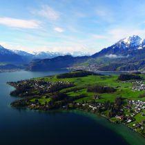 De mooiste vakantiefoto's maak je met een drone