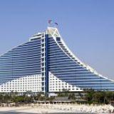 Jumeirah Beach Hotel weer geopend