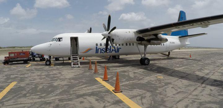 Vliegt Insel Air volgend jaar nog?