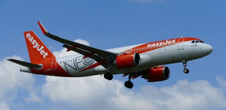 Easyjet voegt 3 bestemmingen toe aan zomerprogramma