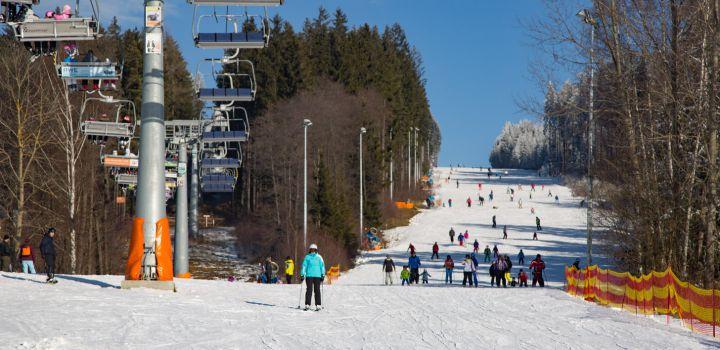 Wintersport voor beginners