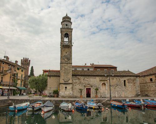 Noodweer desastreus voor toerisme Gardameer