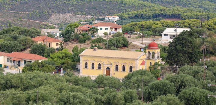 Evacuaties op Zakynthos vanwege bosbranden