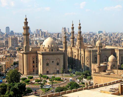 Met z'n allen naar Caïro?