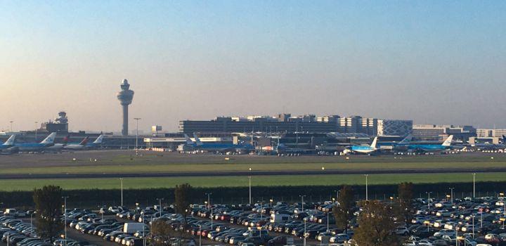 Toename gebruik alternatieve parkings bij Schiphol
