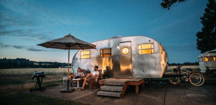 Campingvakanties nog populairder door Corona