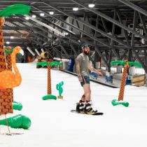 Na gemist winterseizoen richt SnowWorld pijlen op zomerskiën