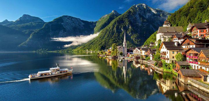 Oostenrijk zeer geliefd voor de herfstvakantie