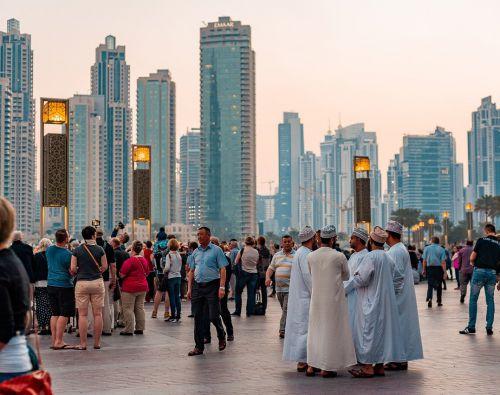 Verdubbeling aantal boekingen Dubai door geel reisadvies